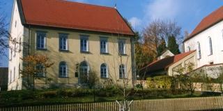 Pfarrhof und Pfarrheim