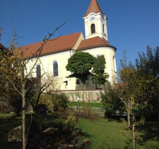 Renovierung unserer Kirche
