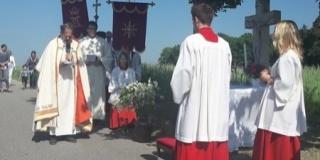 Flurumgang Christi Himmelfahrt
